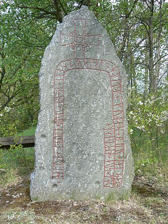 Gunnar's bridge runestones - Ög 162.