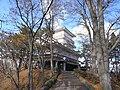 Osumi-Yagura of Kubota-Castle 20071123.jpg