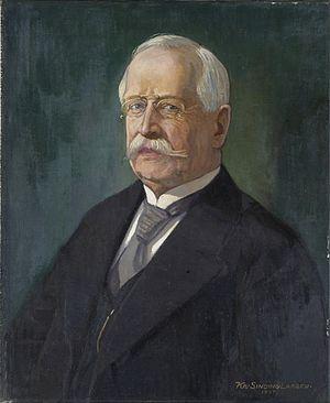 Otto Blehr - Otto Albert Blehr