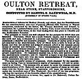 Oulton Retreat, Stone.jpg