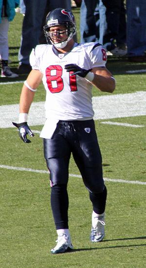 2006 NFL Draft - Image: Owen Daniels