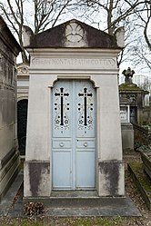 Tomb of Montazeau and Cottin