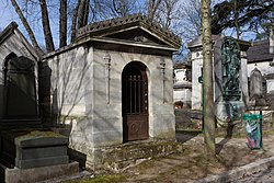 Tomb of Cabaille and Charles de Mourgues