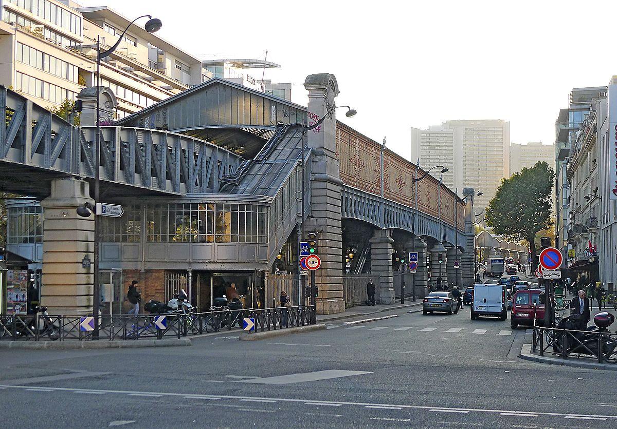 Quai de la Gare (métro de Paris) — Wikipédia