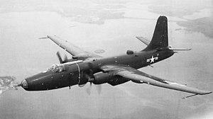 Martin P4M Mercator - United States Navy P4M-1