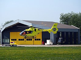 PH-ELP at Amsterdam Heliport (ICAO EHHA), Port of Amsterdam, pic2.JPG