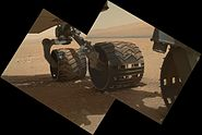 PIA16134-Mars Curiosity Rover Wheels