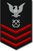 Petty Officer First Class insignia
