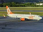 PR-GUX GOL Transportes Aéreos Boeing 737-800 - cn 39611 ln 4319 (17474905635).jpg