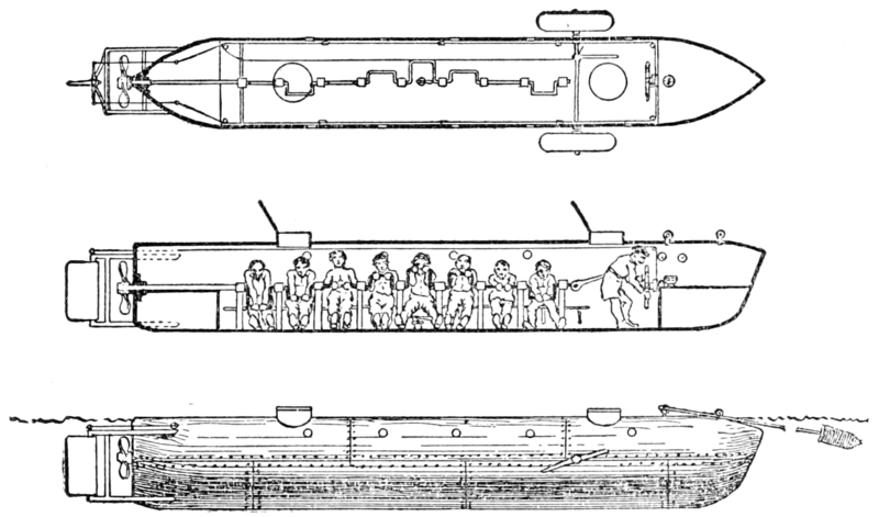 File:PSM V58 D167 Confederate submarine which sank the housatonic.png