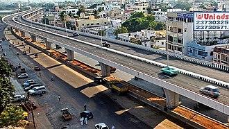 Attapur - PV Narasimha Rao Expressway