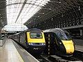 Paddington - GWR 43030 and 800029.JPG