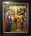 Paesi bassi del nord, crocifissione con san francesco tigmatizzato, 1490 ca. (catharijneconvent, utrecht).jpg