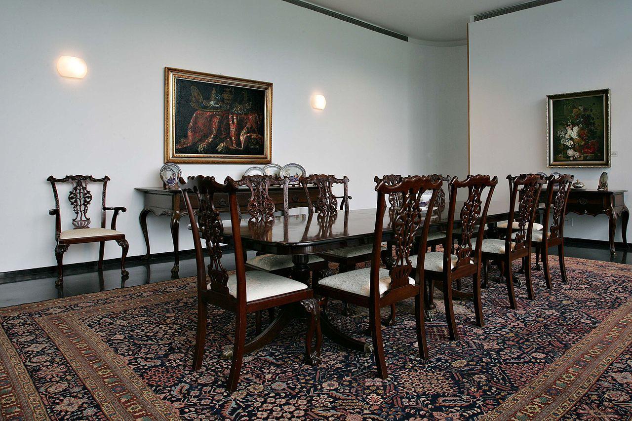 dining room wikipedia dining table wiki dining table  : 1280px PalaciodaAlvoradaDiningRoom from burauch.us size 1280 x 853 jpeg 254kB