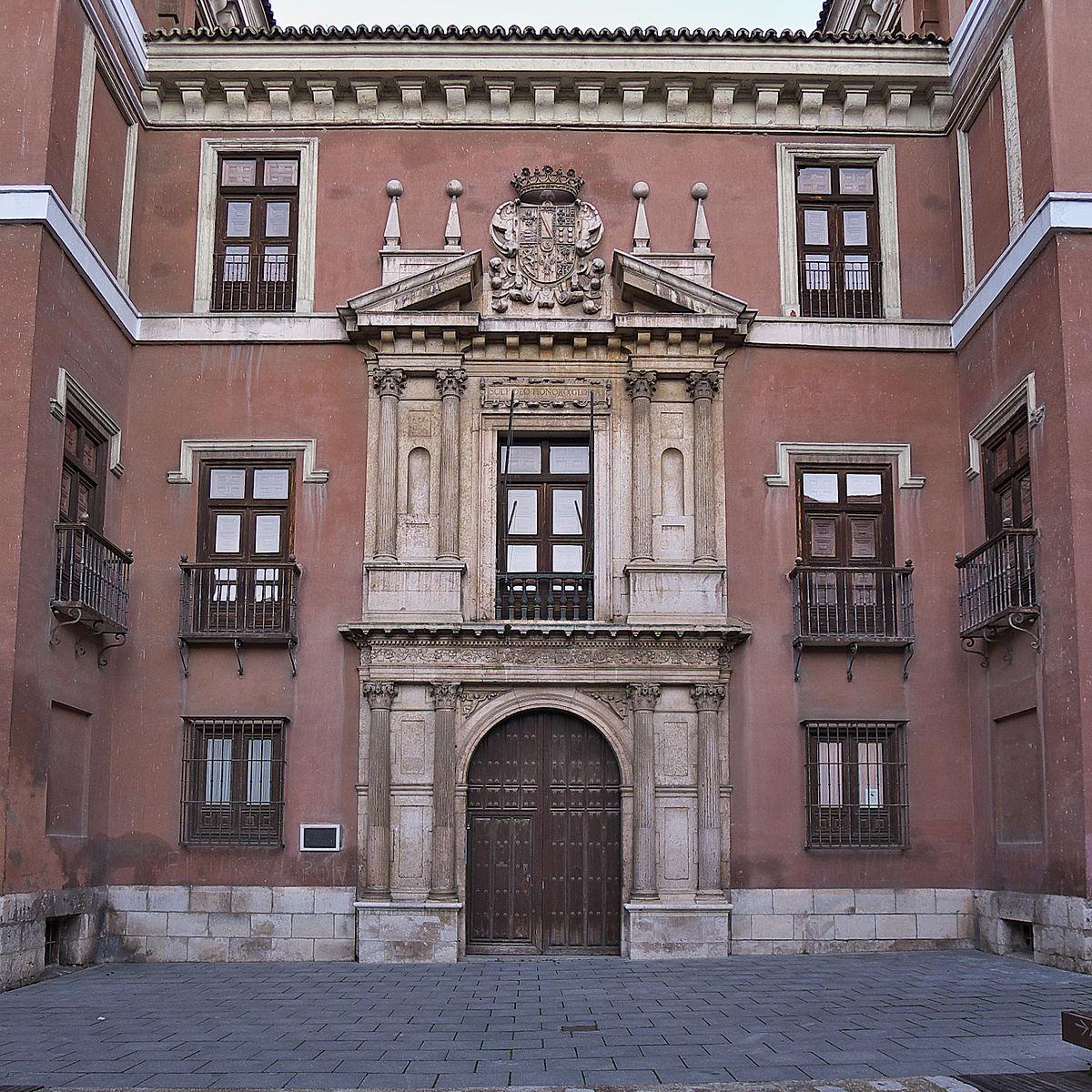 Diego de praves wikipedia la enciclopedia libre - Arquitectos en valladolid ...