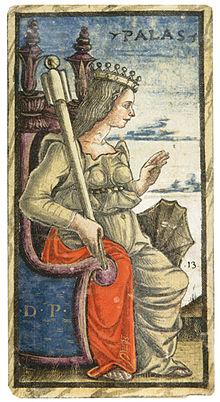 Sola Busca tarot - Wikipedia