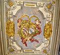 Palazzo corsini, affreschi 12 stemma corsini rinuccini.JPG