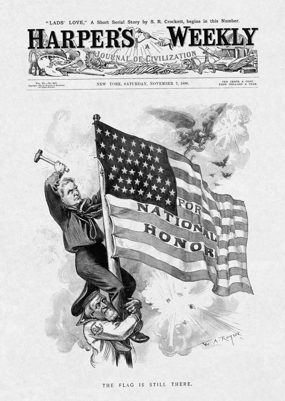 Palmer McKinley1896