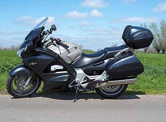 Sport touring motorcycle - Honda ST1300