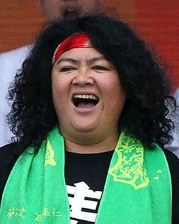 Panai Kusui Taiwanese musician