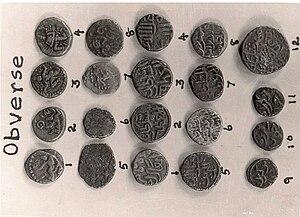 Erwadi - Coins used by the Muslim rulers and Pandiya rulers in Ervadi and Ramanathapuram provinces