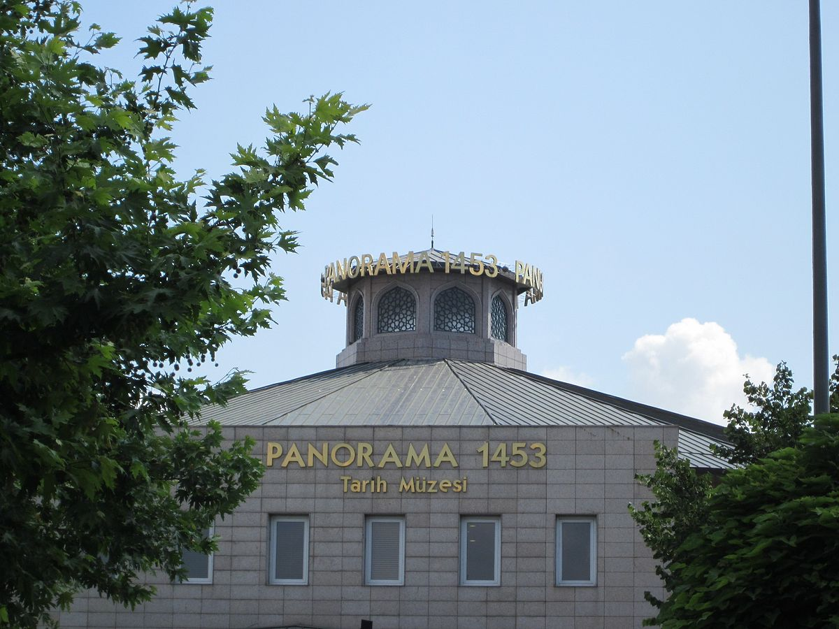 Panorama 1453 History Museum Wikipedia