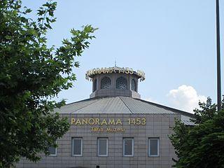 Panorama 1453 History Museum