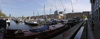 Greenland Dock - Greenland Dock Marina
