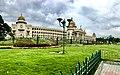 Panorama view of Vidhan Soudha.jpg