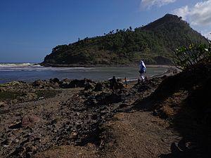 Kebumen Regency - Karang Bolong Beach, Kebumen