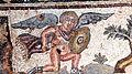 Paphos Haus des Theseus - Mosaik Achilles 4a Jagender Erot.jpg
