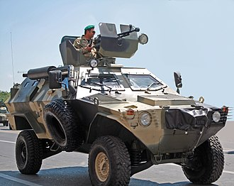 Armed Forces of the Republic of Kazakhstan - A Otokar Cobra