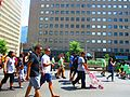 Parade connected with the Aga Khan, University Avenue, Toronto, 2016 05 29 (3) (27267782381).jpg