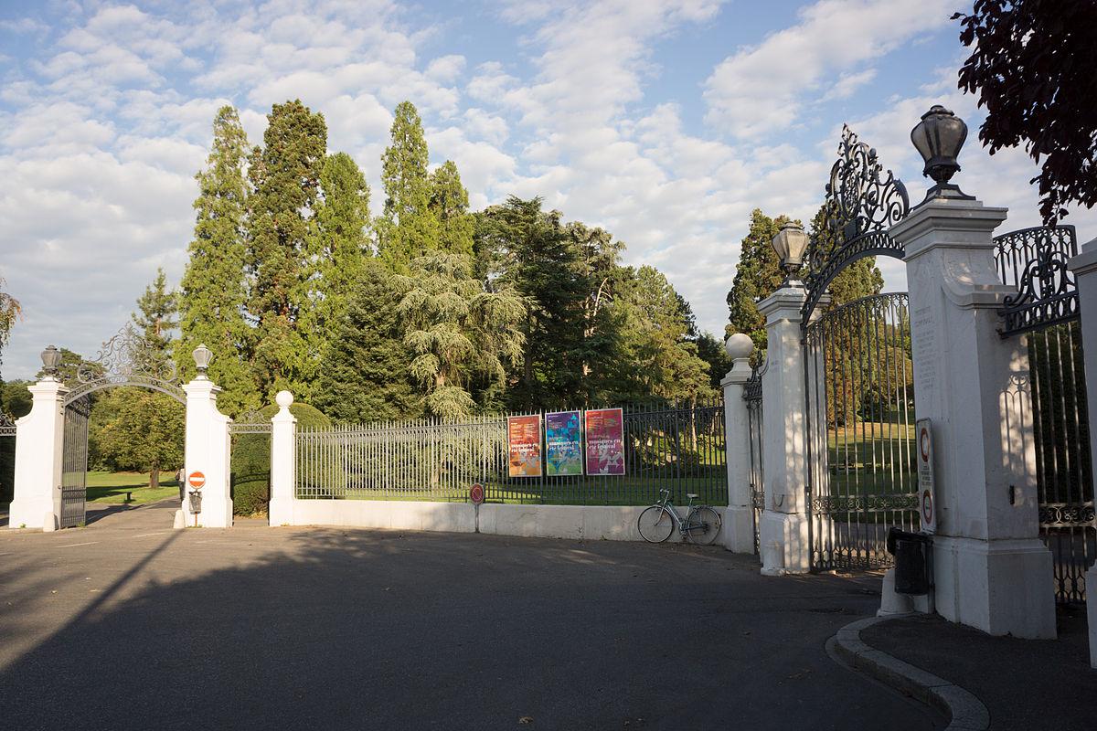 Parc Des Eaux