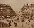 Paris, Avenue de l'Opéra, c1885-90.jpg