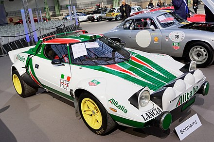Group 4 Lancia Stratos HF. Paris - Bonhams 2017 - Lancia Stratos Groupe 4 coupe - 1976 - 001.jpg