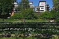 Paris Parc de Bercy2 arbres & fleurs 2009.jpg