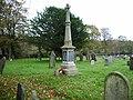 Parish Church of St Peter, Camerton, War Memorial - geograph.org.uk - 600899.jpg