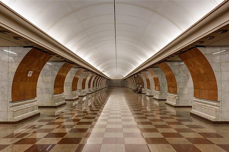 парфюмерию бухобслуживание метро парк победы отличается