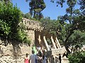 Parque guell-barcelona - panoramio (14).jpg