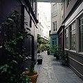 Passage de l'Ancre, Paris - View from western end.jpg