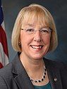 Patty Murray, official portrait, 113th Congress (cropped).jpg