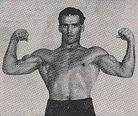 Paul Baillargeon - 12 December 1953 - Wrestling Facts - St.Paul Armory Wrestling Program.jpg