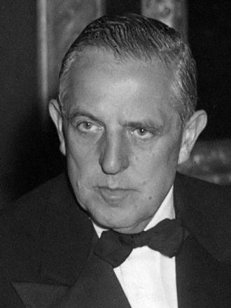 Paul G. Hoffman - Image: Paul Hoffman (1950)