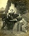 Paul Maujean - Rodzina Zamoyskich w Auteuil pod Paryżem.jpg