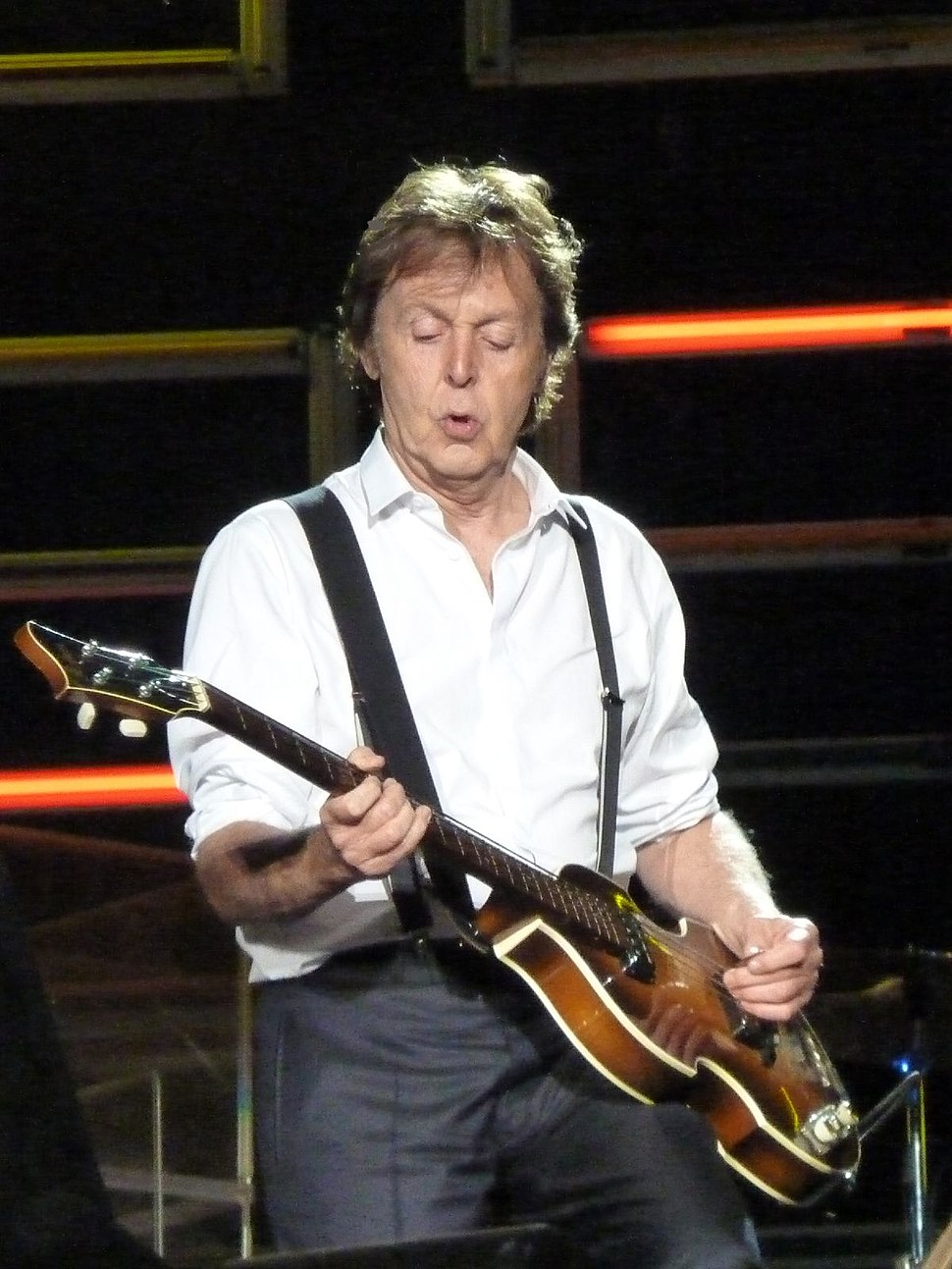Paul McCartney live in Dublin