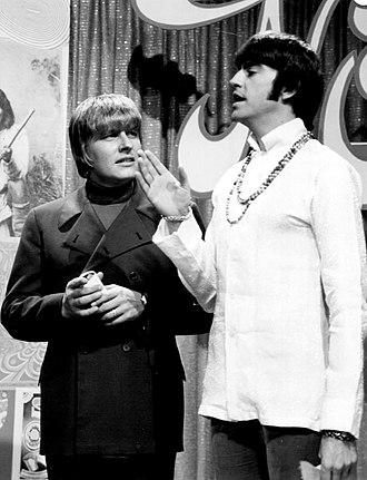 Mark Lindsay - Lindsay and Revere on Happening 68.