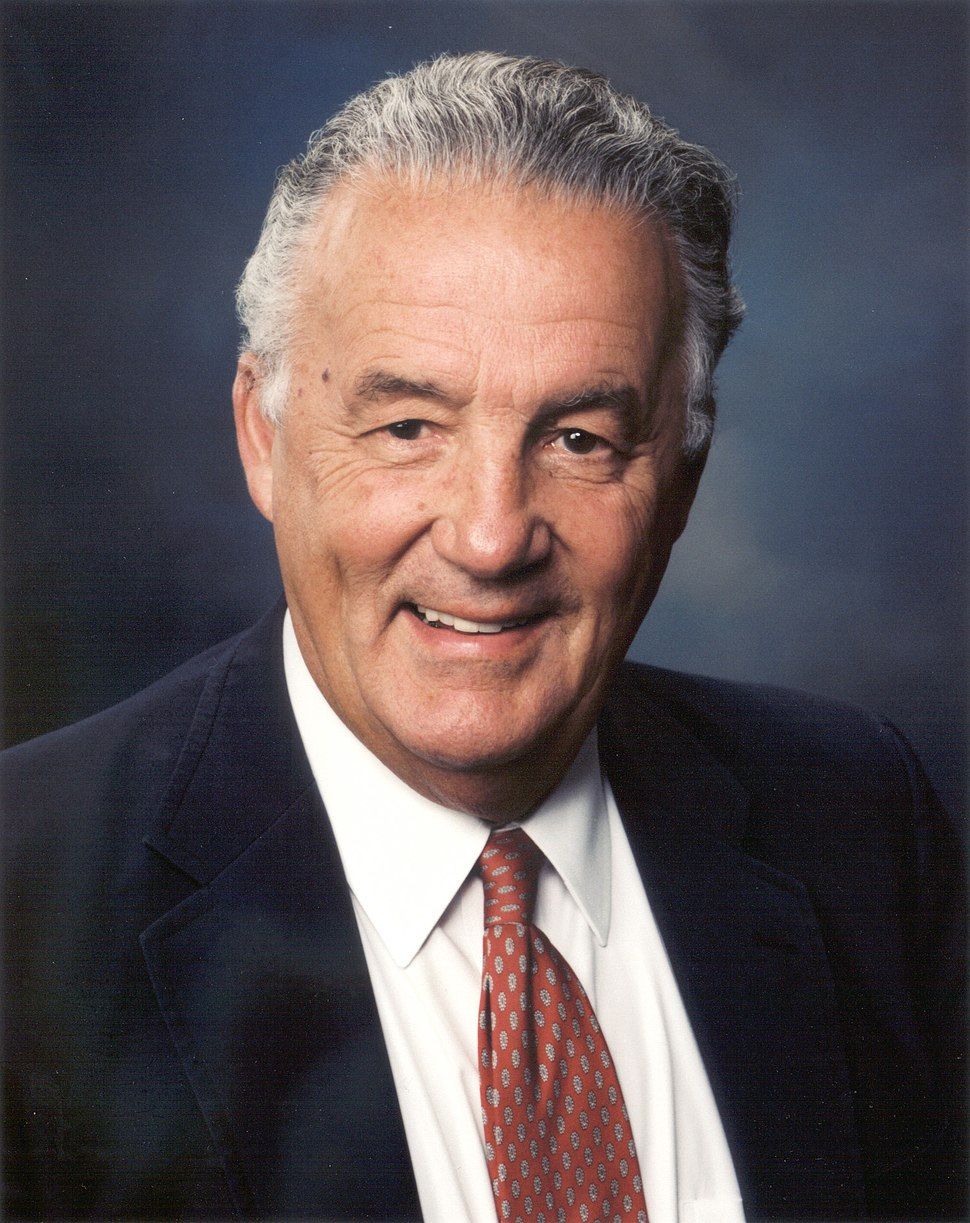 Paul Sarbanes, official color photo