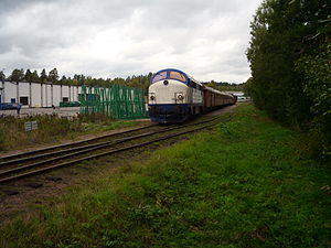 Pauliström - Image: Paulistrom business track