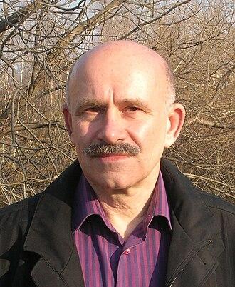 Pavel Palazhchenko - Pavel Palazhchenko in 2011